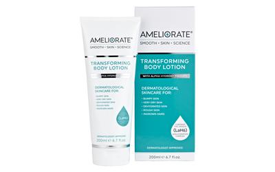 Ameliorate Skin Smoothing Body Lotion